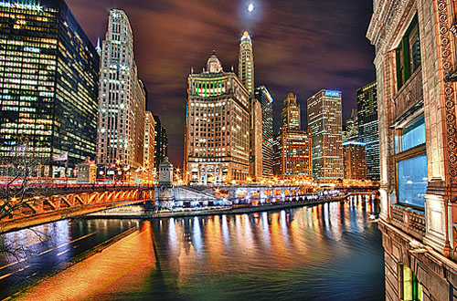 bright lights windy city holiday retail highs in chicago orbitz
