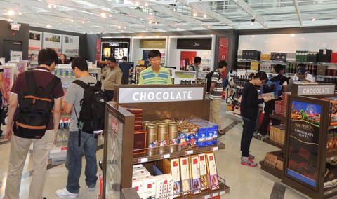 duty free shop chicago o hare airport