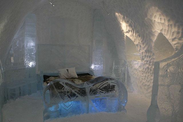 Sweden's ICEHOTEL