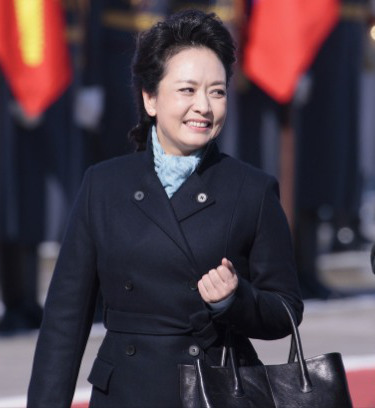 China's stylish first lady Peng Liyuan