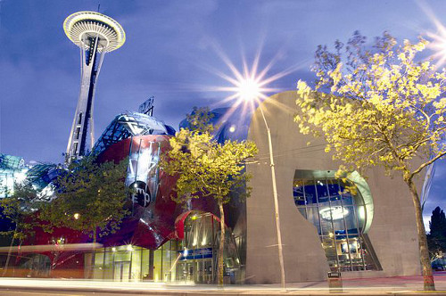 Seattle's EMP Museum