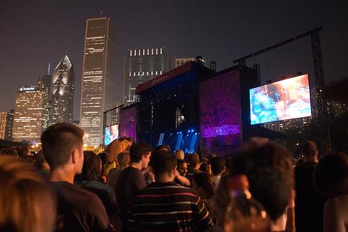 Lollapalooza. Credit: M. Janicki