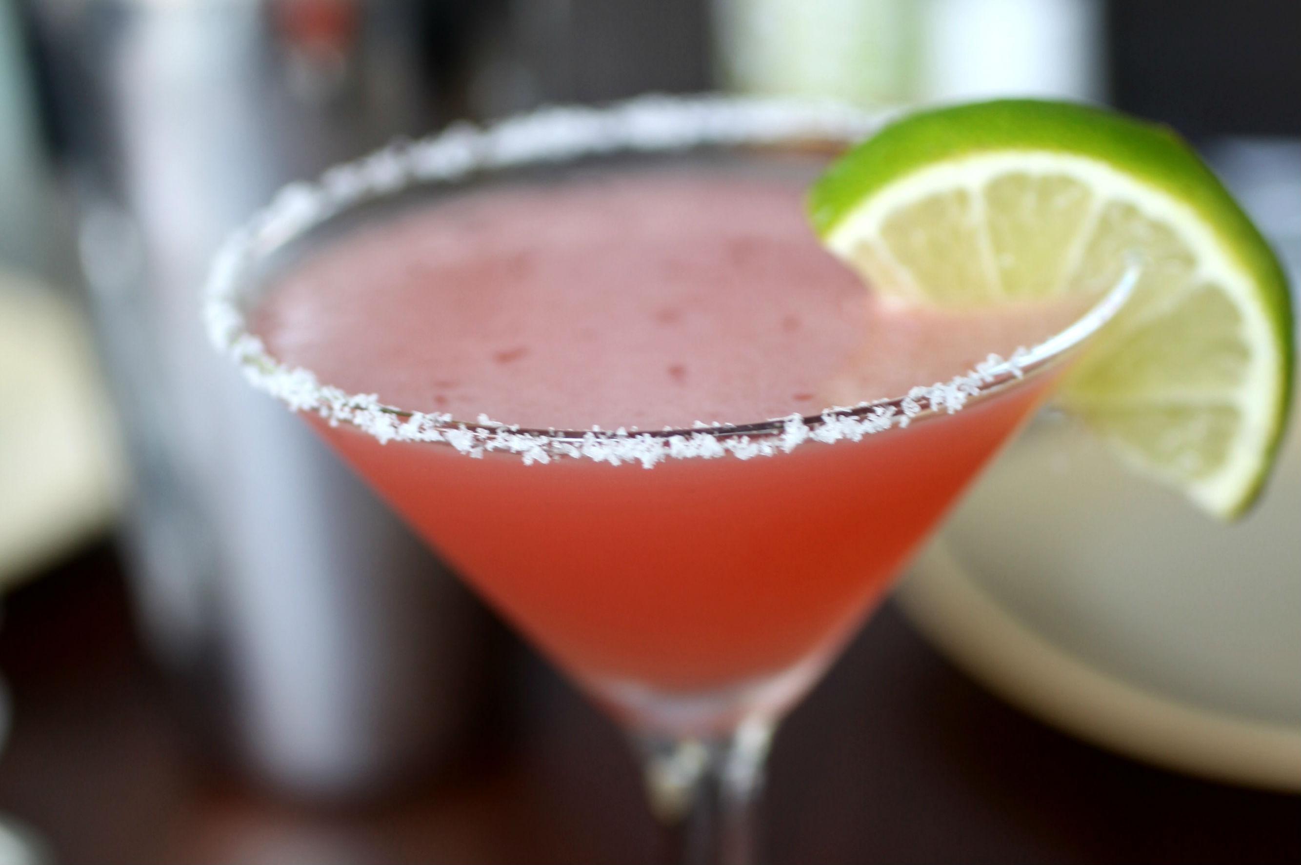 Frontera Grill's Mezcal Margarita