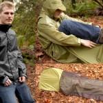 JakPak Tent and Sleeping Bag