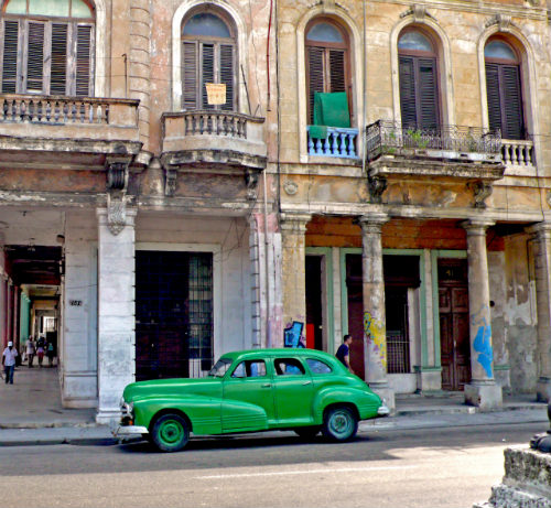 The tattered beauty of Havana's architecture