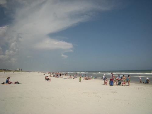 Wrightsville Beach stands in for Myrtle Beach