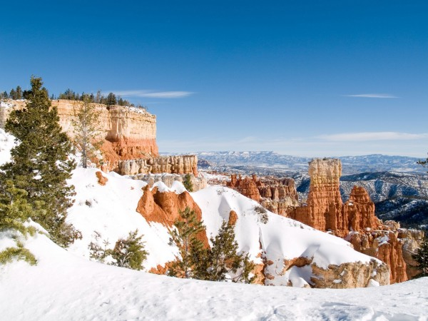 Bryce Canyon. Credit Andy Grant of Flickr Creative Commons.