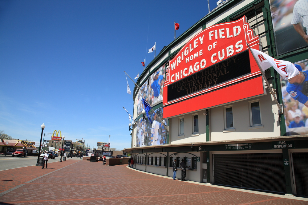 Chicago's Wrigley Field