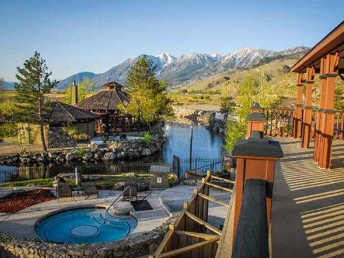 David Walley's Hot Springs