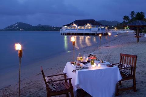7 Most Romantic Caribbean Resorts
