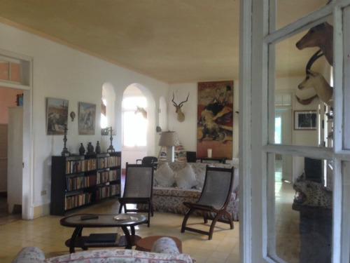 Hemingway's Finca Vigia