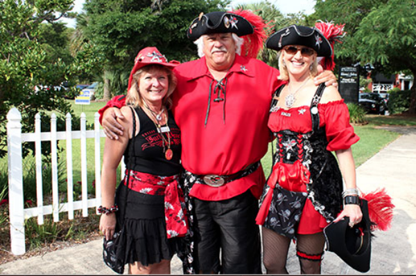 Billy Bowlegs Pirate Fest
