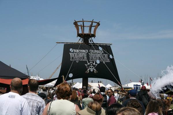 Northern California Pirate Fest