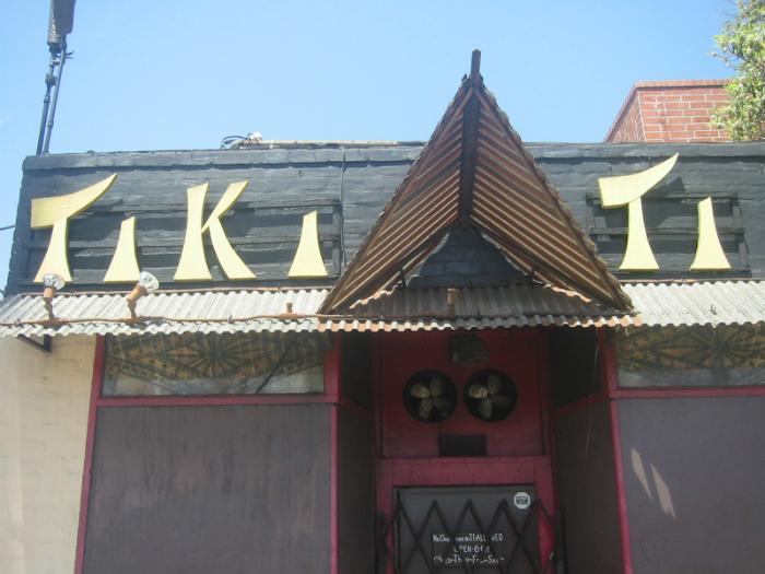Tiki Ti, Los Angeles, CA CREDIT: Minnaert / WikiMedia