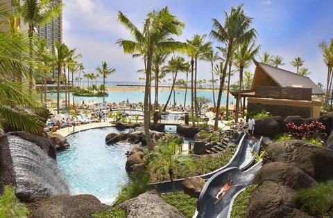 Hilton Hawaiian Village - Waikiki, HI