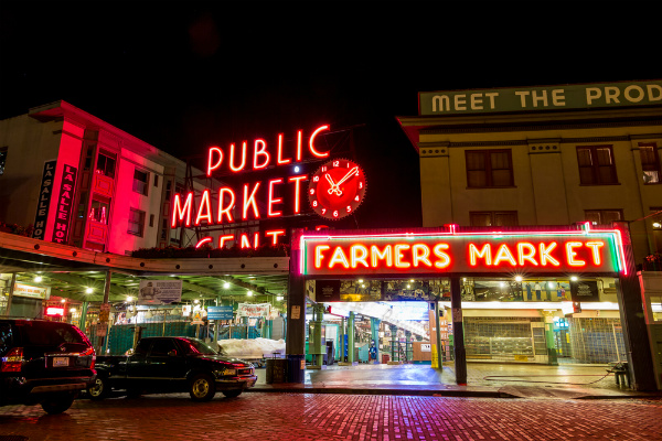 Pikes Place Market Seattle.600