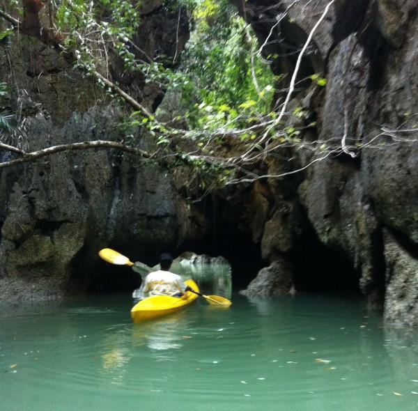 Sea Cave Kayaking Tides