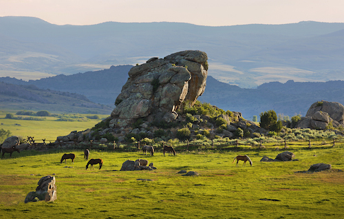 Photo credit: Courtesy of The Lodge & Spa at Brush Creek Ranch.