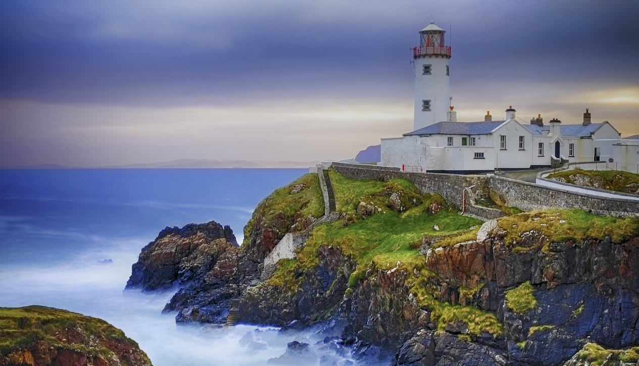 Donegal vacations Ireland vacations Wild Atlantic Way