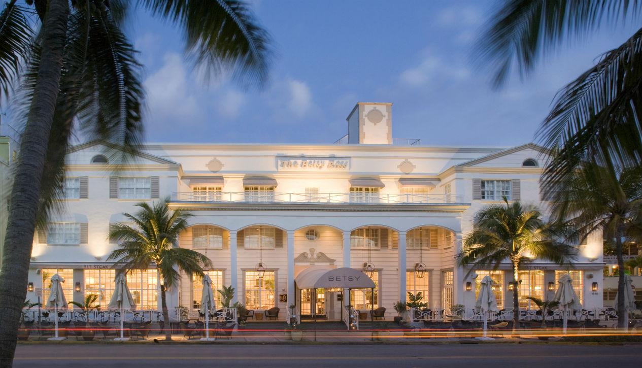 Betsy Hotel, Miami Beach