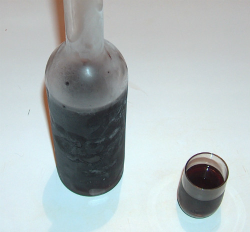 Mirto liqueur | Licensed via Commons
