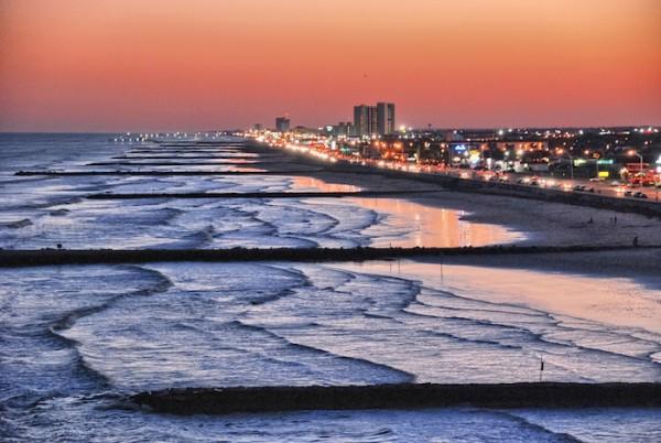Seaside, cruises out of Galveston, Texas
