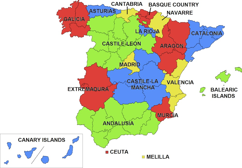 Four great regions of Spain: What to see, do and eat in each | Orbitz