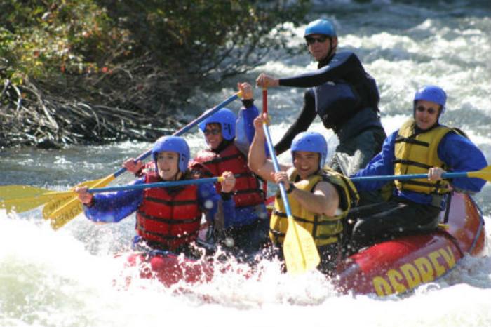 Osprey Rafting Tieton