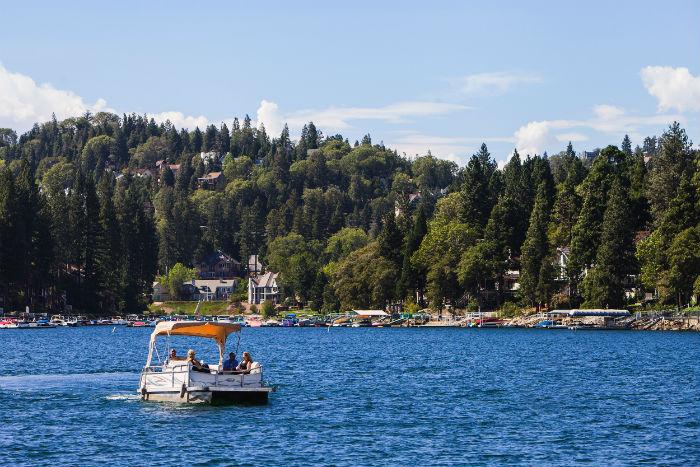 Lake Arrowhead LakeBoat
