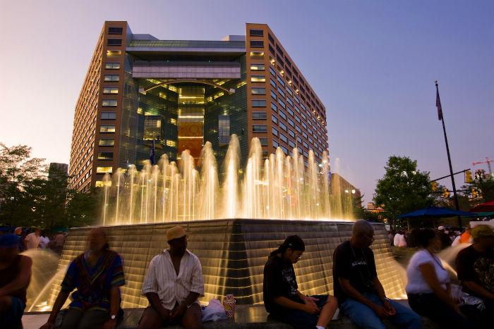 Fountain Jazz Festival, Detroit