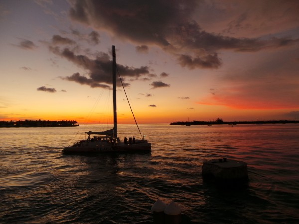kara-franker-key-west-sunset