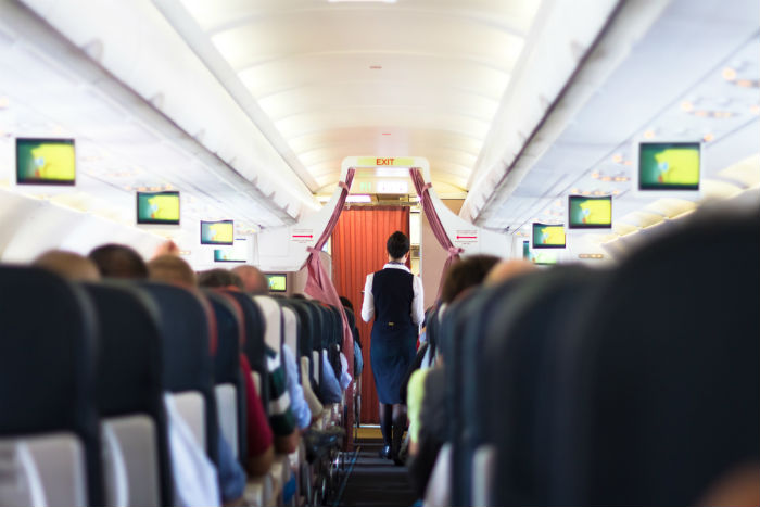 Beautiful Can You Go Ahead And Put It In The Overhead Bin? Great, Thanks.u201d Thereu0027s A  Common Mantra Among Flight Attendants: U201cIf You Canu0027t Sling It, Donu0027t Bring  It.