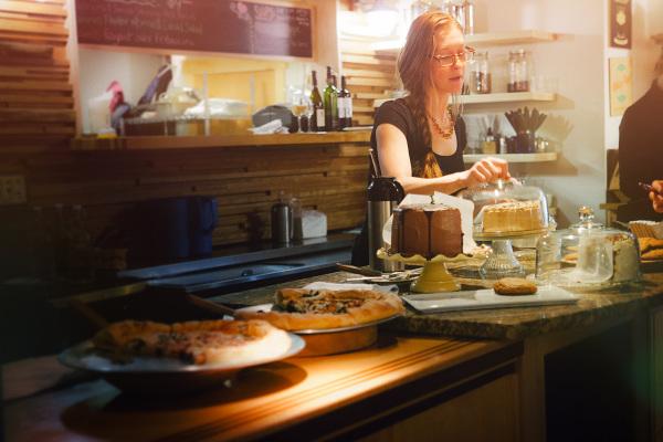 Driftless Cafe, Viroqua   Photo: Dan Howard