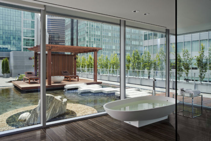Chairman's Suite Bathroom