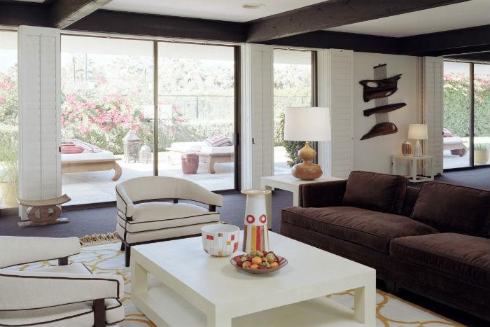 Gene Autry Livingroom at the Park Palm Springs