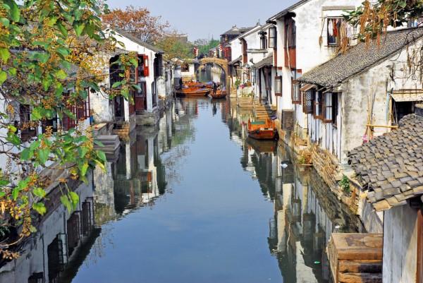 canal towns-Zhouzhuang