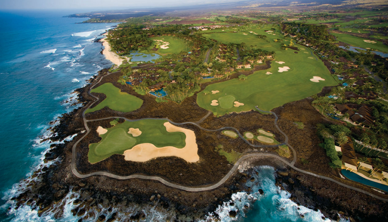 Four Seasons Resort Hualalai, Hawaii | Credit: Joey Terrrill