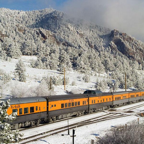 Winter Park Ski Train | Credit: Ski Train