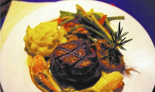 Las Vegas Steakhouse- Hugo's Cellar