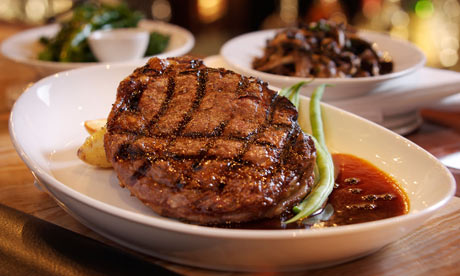 Las Vegas Steakhouses- The Steakhouse at Circus Circus