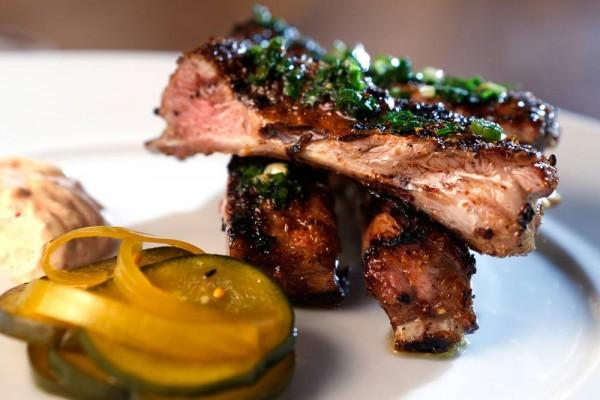 Las Vegas Steakhouses- Heritage Steak