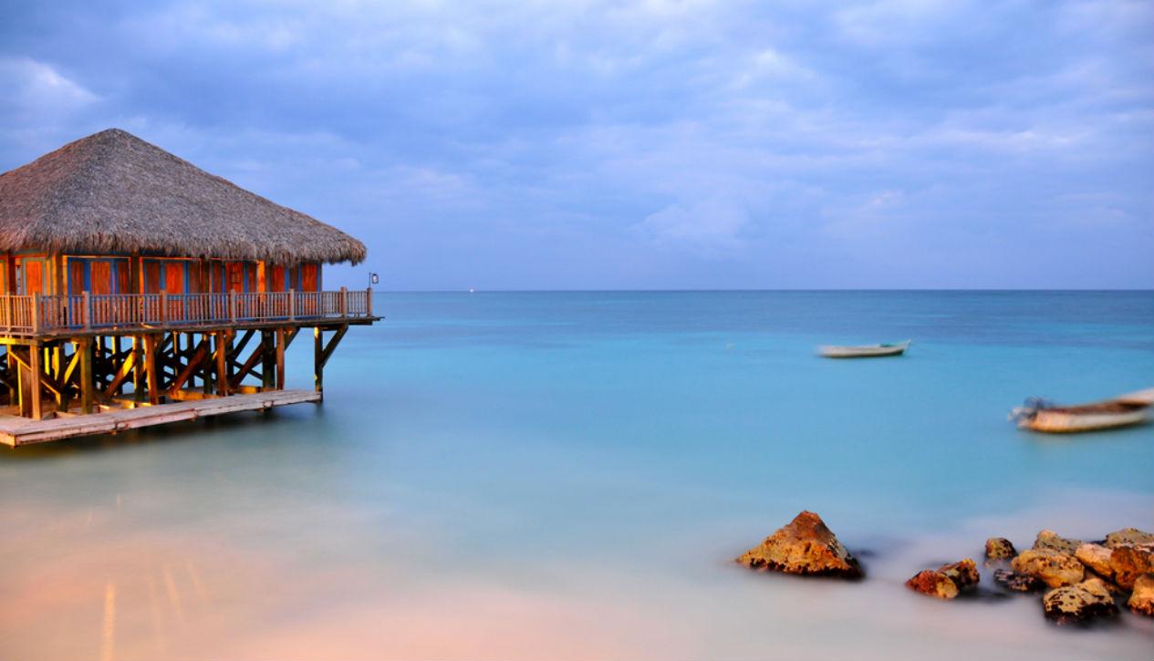 Beach in Punta Cana, Dominican Republic