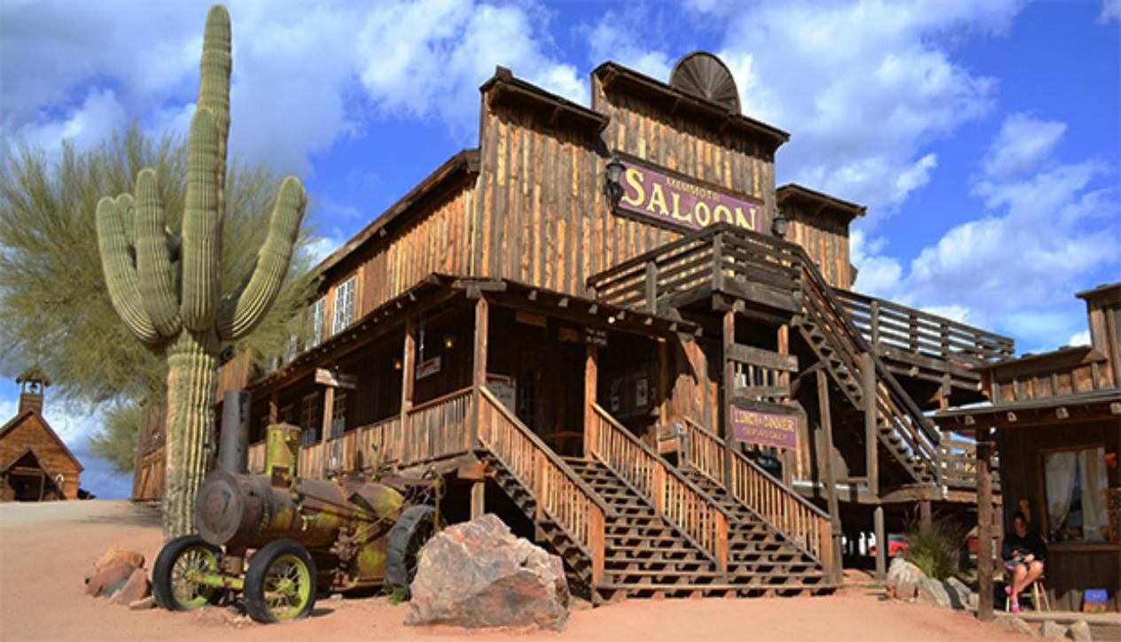 America\'s 10 creepiest, coolest ghost towns   Orbitz