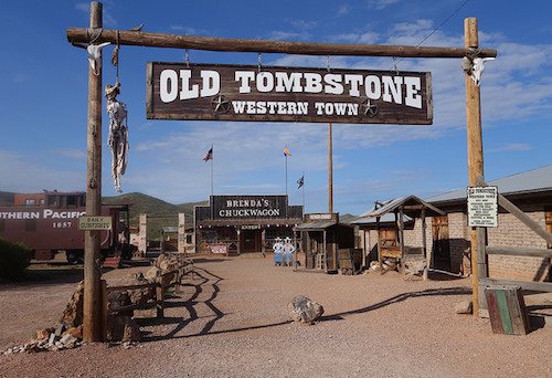 There's nothing grave about a visit to Tombstone, Arizona. Credit DiscoverCochise.com.
