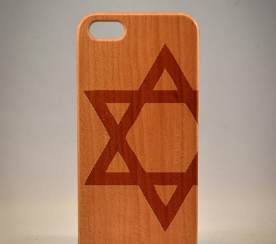 StudioT7's Star of David iPhone case