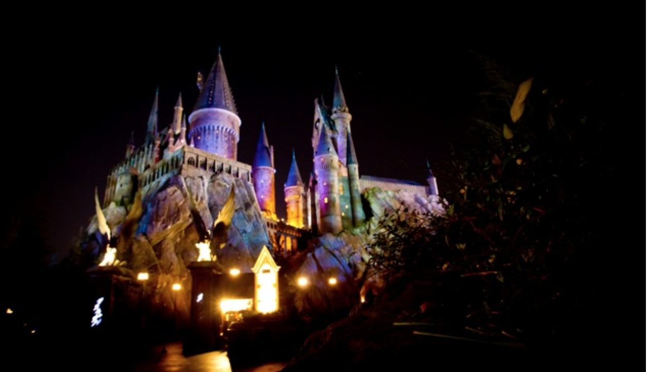 Hogwarts Wizarding World of Harry Potter, Universal Orlando
