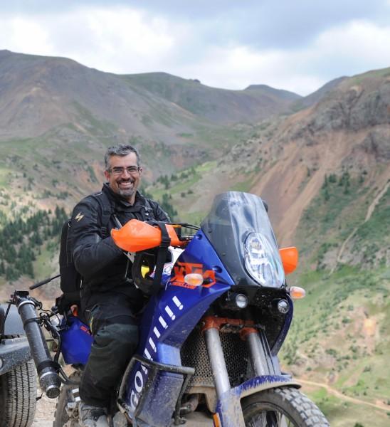 Orbitz- Motorcycle Trip-Robert Pandya