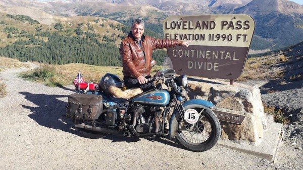 Orbitz- Motorcycle Trip-Buzz Kanter