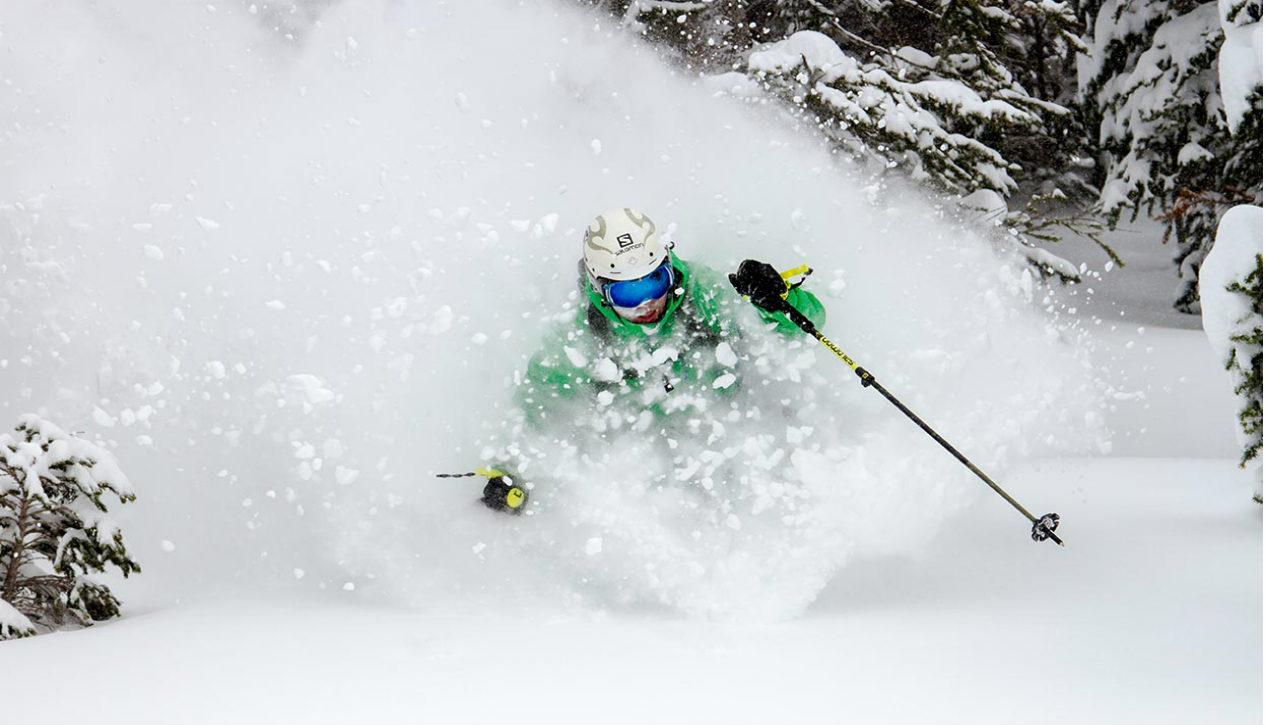 Jackson Hole ski season