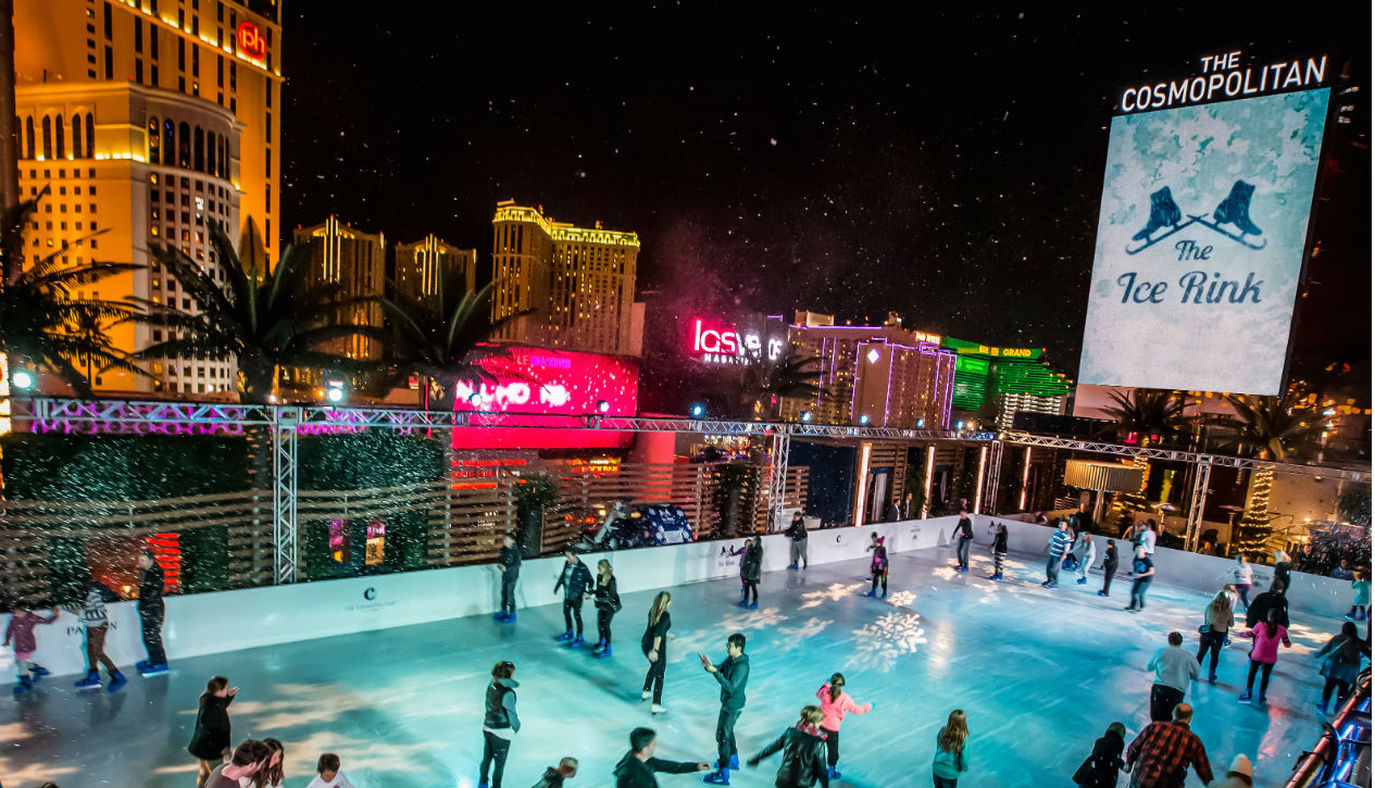 The Ice Rink at the Cosmopolitan, Las Vegas